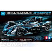 Tamiya - 1:10 RC Formula E Gen2 ChLivery TC-01