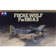 Tamiya Focke Wulf Fw 190 A-3 - makett