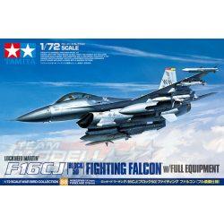 Tamiya F-16CJ Fighting Falcon - makett