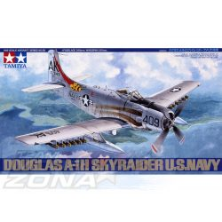 Tamiya Douglas Skyraider AD-6 - makett