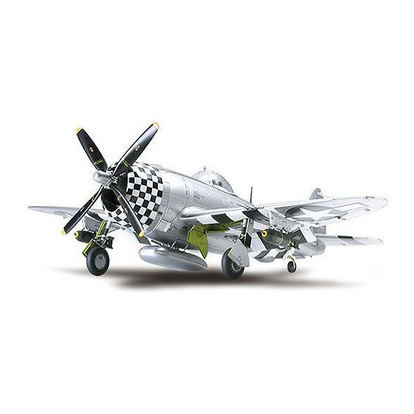 Tamiya P-47D Thunderbolt Bubbletop - makett