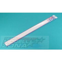 Tamiya -6 darab  5mm átmérőjű műanyag rúd profil
