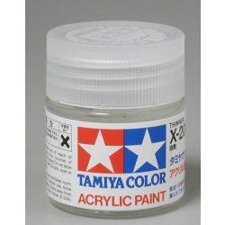Tamiya Acryl-Poly Thinner X-20A hígító 23 ml