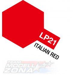LP-21 italian red 10ml (VE6) - olasz piros - festék