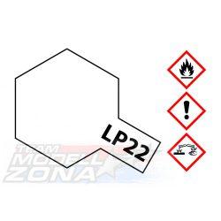 LP-22 Flat Base 10ml(VE6) - matt lakk