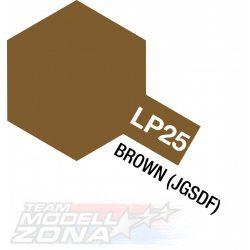LP-25 JGSDF brown 10ml (VE6) - JGSDF barna festék