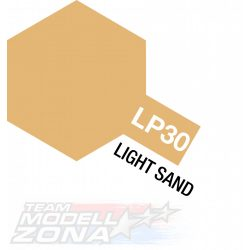LP-30 Light Sand matt 10ml (VE6) - világos homok színű festék - 10 ml