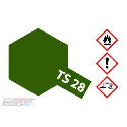Tamiya TS-28 OLIVE DRAB 2 100ml spray festék
