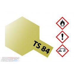 Tamiya TS-84 metallic gold