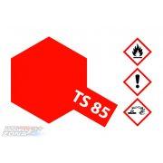 Tamiya TS-85 BRIGHT MICA RED FERRARI 100ml festék