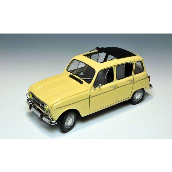Ebbro Renault 4L - makett