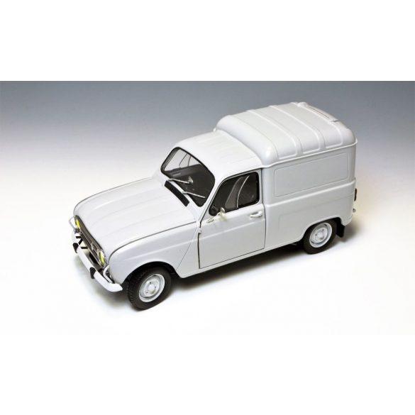 Ebbro Renault 4 Fourgonnette - makett