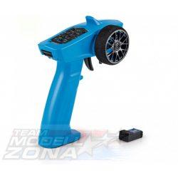 Carson - Refelex Wheel Start 2,4Ghz  kék távirányító szett