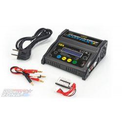 Carson Expert akkumulátor töltő  10A, 230V