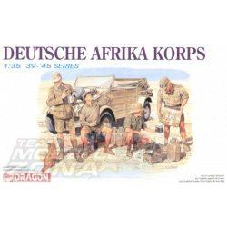Dragon - 1:35 Deutsche Afrika Korps - makett figura