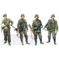 Dragon - 1:35 Deutsche Elitesoldaten im Osten - makett figura