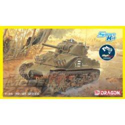 "Dragon - 1:35 M4 Sherman ""Composite Hull"" PTO - makett"