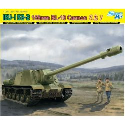 Dragon - 1:35 ISU-152-2 BL-10 - makett