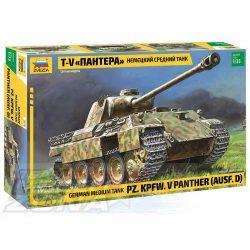 "Zvezda - 1:35 Pz.Kpfw. V ""Panther Ausf. D - makett"