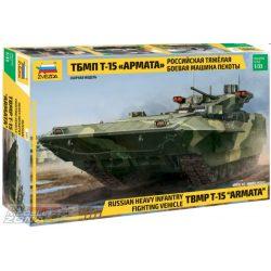 """ZVEZDA TBMP Armata russian heavy infantry - TBMP """"Armata"""" orosz nehéz páncélos - makett"""