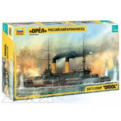 Zvezda - Zvezda - 1:350 Russian Imperial Battleshio Oriol - makett