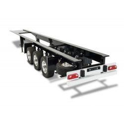 Carson felépítmény nélküli trailer