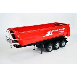 Carson homok szállító trailer (Fliegl)
