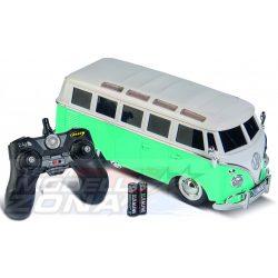 Carson - 1:14 VWT1 Samba Bus 2.4G 100% RTR türkis