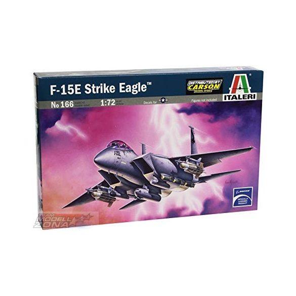 Italeri F-15E Strike Eagle - makett