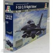 Italeri F-16 C/D NIGHT FALCON - makett