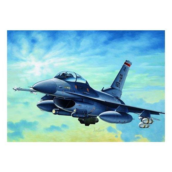 Italeri F-16 C/D NIGHT FALCON - makett