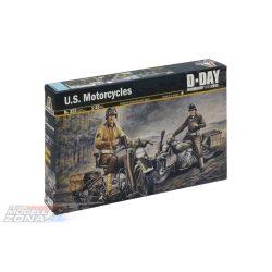 Italeri U.S. MOTORCYCLES - makett
