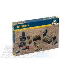 Italeri -  Jerry Cans - makett (§)