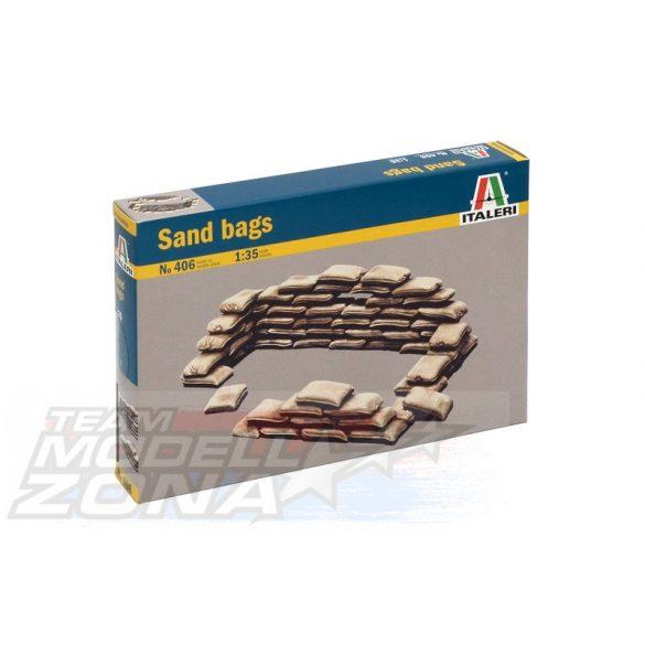 Italeri SANDBAGS - makett