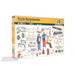 Italeri Truck Accessories- makett