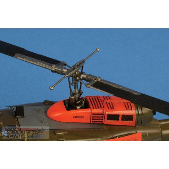Italeri 1:48 UH-1D Slick - makett