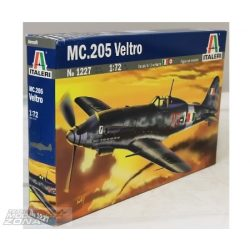 Italeri MC. 205 Veltro - makett