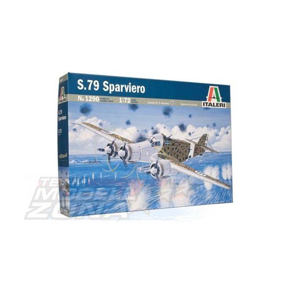 Italeri SM-79 SPARVIERO - makett