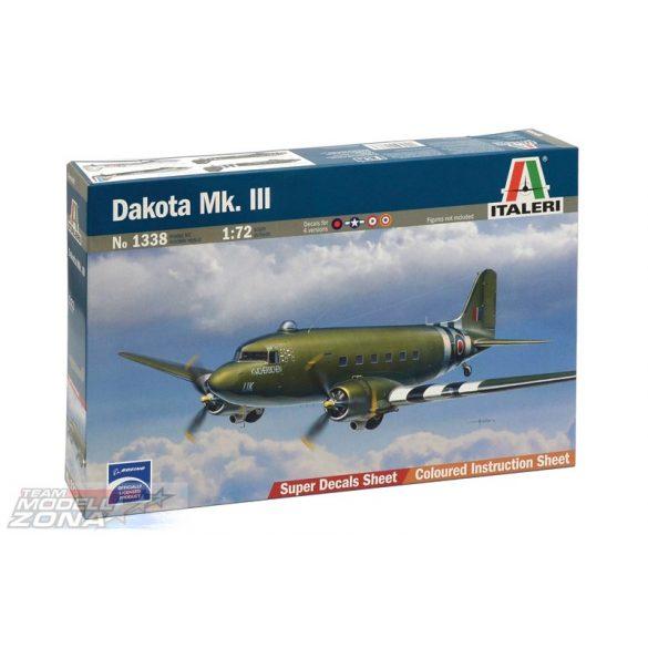 Italeri Dakota Mk.III - makett