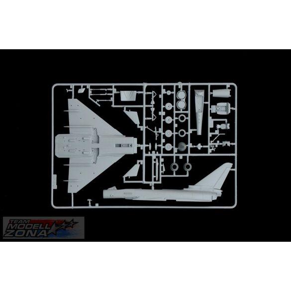 Italeri EF 2000 Typhoon IIB - makett