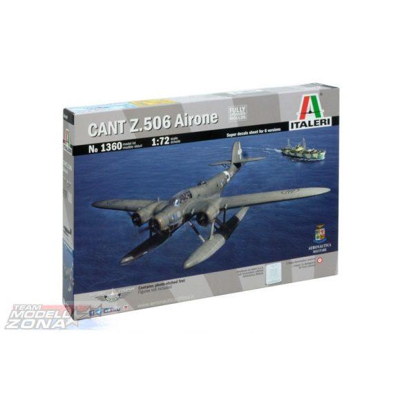 Italeri CANT Z 506 AIRONE - makett (§)