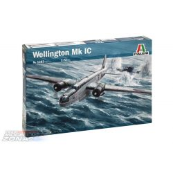 Italeri - Wellington Mk IC - makett