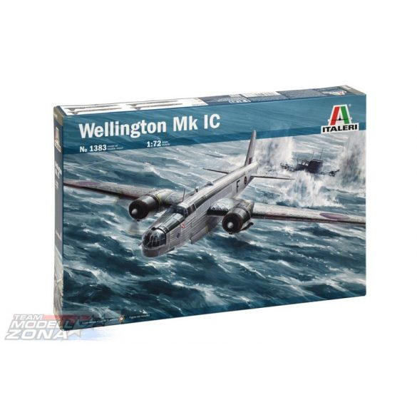 Italeri - Wellington Mk IC - makett