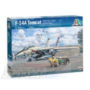 Italeri - 1:72 F-14A TOMCAT - makett