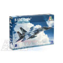 Italeri - 1:72 F-15C Eagle- makett