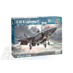 Italeri 1:72 F-35 B Lightning II STOVL version - makett
