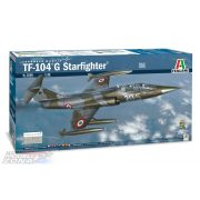 Italeri - 1:32 TF-104 G Starfighter - makett