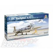 "italeri - 1:32 F-104 A/C ""Starfighter"" - makett"