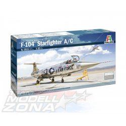 """italeri - 1:32 F-104 A/C """"Starfighter"""" - makett"""