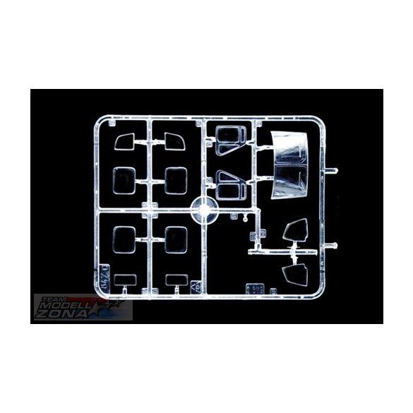 Italeri BELL AB 212 / UH 1N - makett